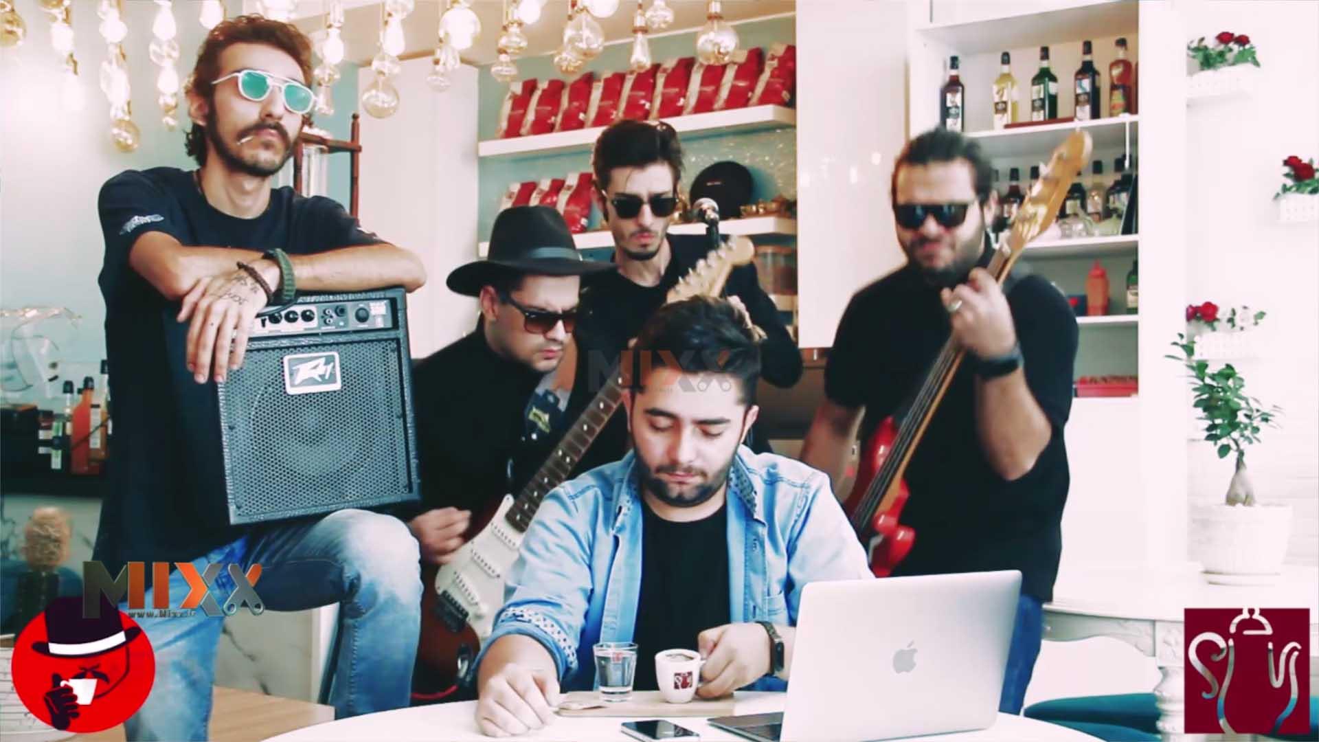 ساخت تیزر تبلیغاتی عباس کافه